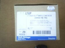 "T&B LT50P Bullet Connector 1/2"" LTC-ST. ""NEW"" (20 each in box)  non metalic"