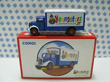 "BEDFORD  "" Youngsters ""  Bedford Van Commemorates     -  1/50   Corgi  Toys"