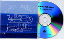 JACK JOHNSON Shot Reverse Shot 2013 UK 1-track promo CD
