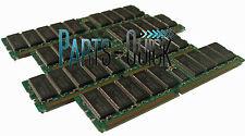 8GB Kit 4x 2GB DDR PC2100 HP Integrity RX4640 RX5670 ECC DIMM RAM Server Memory