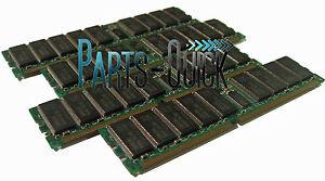 8GB Kit 4x 2GB DDR PC2100 HP Integrity RX2600 RX2620 ECC DIMM RAM Server Memory