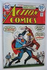 Action Comics #431 (DC, 1/74) VF Nick Cardy-a. Nice!!
