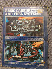 PETERSENS AUTOMOTIVE BASIC CARBURETION AND FUEL SYSTEM MANUAL 1975 HOLLEY CARTER