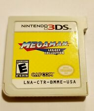 Nintendo 3DS Mega Man Legacy Collection Cartridge Only Authentic Fast Ship!