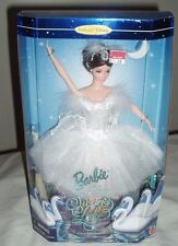 Barbie as Swan Queen 1997 Swan Lake - Classic Ballet Series Mint in box