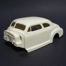 NB308 Jimmy Flintstone 1/25 scale resin 1947 Chevy coupe with a chopped top body