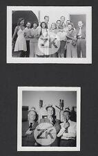 LES FRANCAIS A HOLLYWOOD WWII Renoir PIPE Tourneur Duvivier Clair 2 Photos 1940