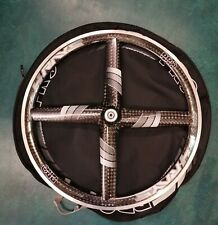 PRO 4Rays 4 Spoke Carbon Clincher Front Wheel