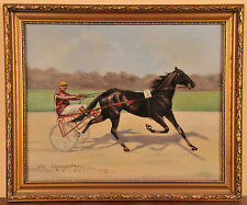 "Carl Franz Bauer (1879-1954): The racehorse ""Altesse"", 1923/4"