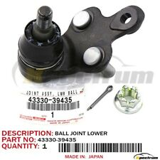 TOYOTA LEXUS AVALON CAMRY ES/RX FACTORY OEM 43330-39435 FRONT LOWER BALL JOINT