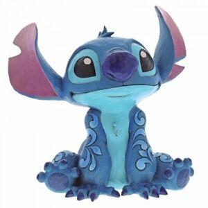 Disney Traditions Stitch Big Trouble Statement Figurine 6000971 New & Boxed