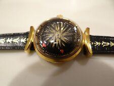Vintage Estate 1960's Ernest Borel Ladies Kaleidoscope Watch 17 Jewel Swiss Ma