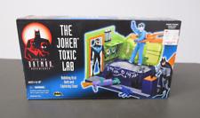 The Joker Toxic Lab Playset 1997 BATMAN THE NEW ADVENTURES Kenner MOC