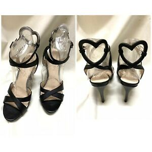 """New With Box - Fergie """"Naima"""" Heels With Heart Detail At Back Sz 6 RRP$299"""