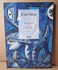 JULIO SILVA book Torano La Notte 1995 book Argentina artist color plates