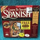 Learn To Speak Spanish: The Complete Interactive Learning Solution