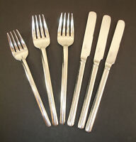 Mikasa Zena Stainless Flatware Silverware Fork Knife – Buy Your Choice