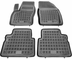 Stick1 passt für Ford Grand C-Max ab 11//10 RAU Fußmatten gra