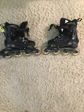 Roller Blade Roller Blades Adjustable Sizes Two Through Five