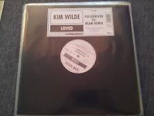Kim Wilde - Loved 12'' Vinyl Remix