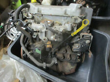 Motor engine moteur 1,4 CVH 54KW (73PS) gKat Ford Escort MK4 86-90 1368ccm