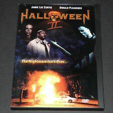 Halloween II (DVD, 1998)