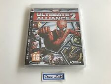 Marvel Ultimate Alliance 2 - Sony PlayStation PS3 - PAL FR - Neuf Sous Blister