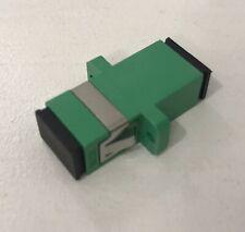 Adattatore Accoppiatore Fibra Ottica SC/APC Simplex Monomodale  FTTH Prolunga
