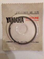 YAMAHA DT100 K ENDURO 23F 1982 1983 1984 3rd O/S 0.75 Piston Rings Set N.O.S
