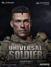 DAMTOYS BLITZWAY DMS002 UNIVERSAL SOLDIER Jean Claude Van Damme as Luc Deveraux