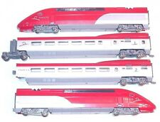 Mehano HO French SNCF Dutch NS 4-Piece HIGH SPEED THALYS 2 MULTIPLE UNIT Mint`05
