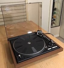 Dual CS 521 Belt Drive Automatic Single–Play Turntable Record Player Sony XL-MC2
