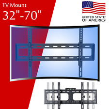 LCD LED Curved OLED TV WALL MOUNT BRACKET 32 37 42 46 50 52 55 57 60 65 70