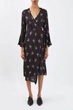 Calf Length Wrap Topshop Dresses for Women