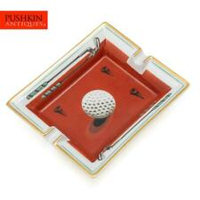 More details for mid 20th century french golfing ash tray by hermes