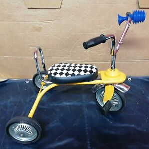 TRICICLO ROLLY TOYS  ANNI 70,EPOCA,TRICYCLE CHILDREN ROLLY TOYS NEW VINTAGE