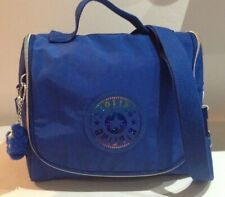 KIPLING KICHIROU Insulated Lunch Bag BLUE TROPICS, NWT