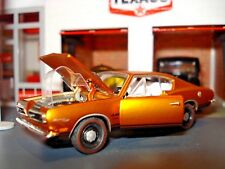 1969 69 PLYMOUTH BARRACUDA 440 LIMITED EDITION 1/64 M2 1960'S MOPAR MUSCLE