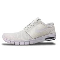 Nike Stefan Janoski Max Mens Skateboarding/Casual Shoes White 631303 114 (NEW)