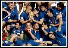 Italy FIFA World Champions 2006 Postcard - 1 of 6