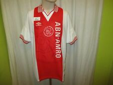 "Ajax Amsterdam Original Umbro Club WM Sieger Trikot 1995 ""ABN- AMRO"" Gr.XXL TOP"