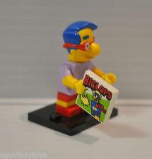 MILHOUSE SIMPSONS Lego Series 1 MiniFig / Minifigure Complete