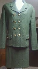 ST JOHN COLLECTION Skirt Suit SIZE 10 /8