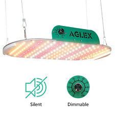 AGLEX 1000W LED Grow Light Full Spectrum Hydroponics for Indoor Plants