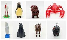 Breba Vintage West German Nodder Bobblehead Lot Of 8 Animals
