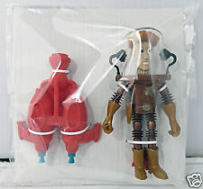 Toy Story Disney / Pixar Space Ranger Woody Figure With Rubber Squinter Jet Pack