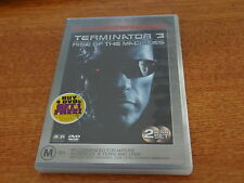 TERMINATOR 3 - RISE OF THE MACHINES DVD *GREAT PRICE*