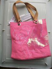 Disney Tinkerbell Pink Tote/Bag Htf