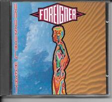 CD ALBUM 11 TITRES--FOREIGNER--UNUSUAL HEAT--1991