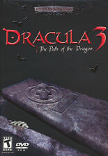 DRACULA 3 III The Path of the Dragon PC Game NEW in BOX